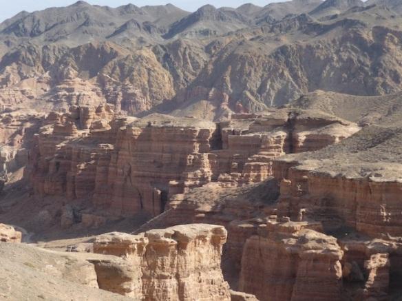 Choryn Canyon East Kazakhstan