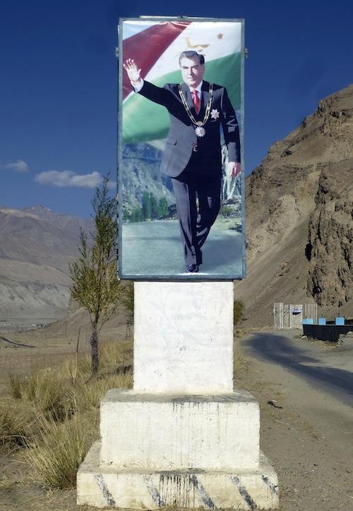 Emomalii Rahmon President of Tajikistan
