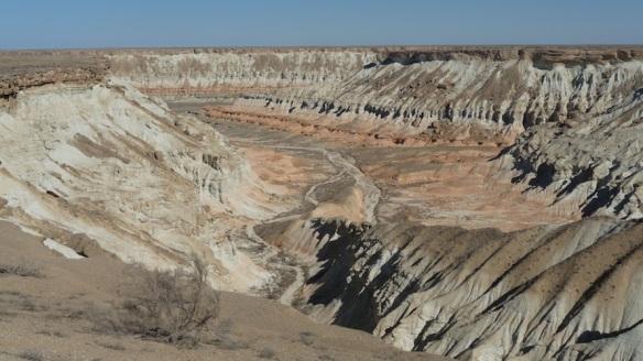 Yangikala Canyon