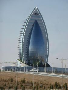 Ashgabat's newest hotel