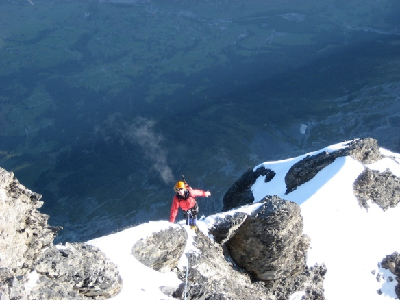 On the Eiger