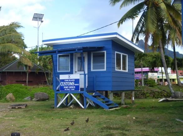 Cook Islands customs